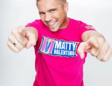 Matty Valentino Live