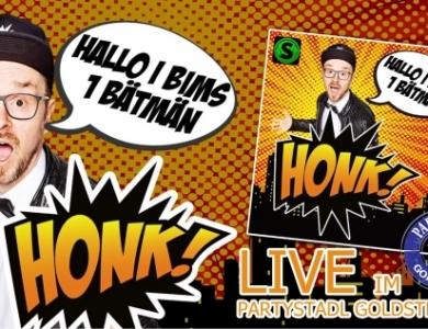 HONK! Live